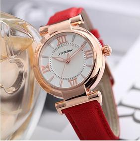 Relógio Feminino Analógico Quartzo Elegante Algarismos