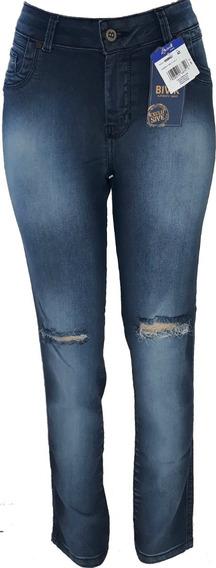 Calça Jeans Bivik Levanta Bumbum Vários Modelos Em Promoção