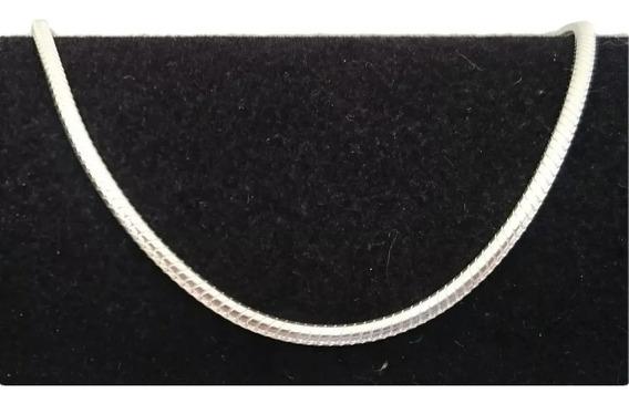 Pulseira Feminina Prata 925 2,5mm X 18cm 3.8 Gramas