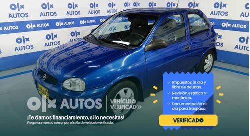 Chevrolet-corsa-active Mt 1.4l 3p Sa 4x2-2007