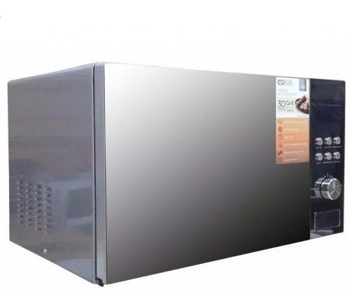 Microondas Hitplus By Hitachi 30 Lts Digital Grill Cm302-dg