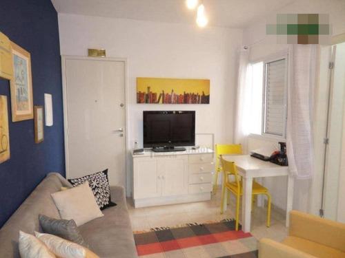 Apartamento Com 1 Dormitório À Venda, 38 M² Por R$ 155.000,00 - Jardim Europa - Sorocaba/sp - Ap1551