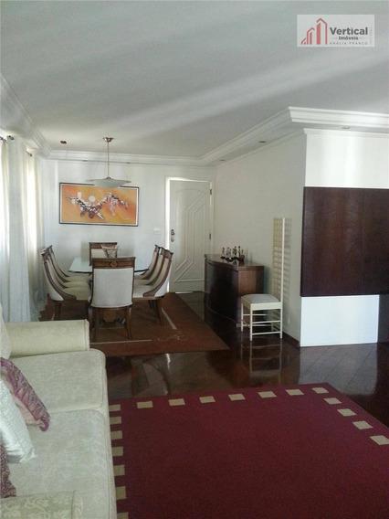 Apartamento Com 3 Dormitórios À Venda, 238 M² Por R$ 1.400.000,00 - Jardim Anália Franco - São Paulo/sp - Ap2718
