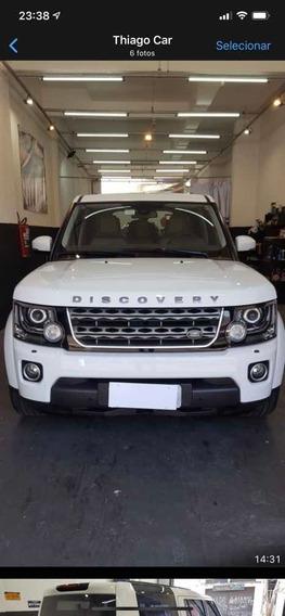 Land Rover Discovery 2015 3.0 Sdv6 Se 5p