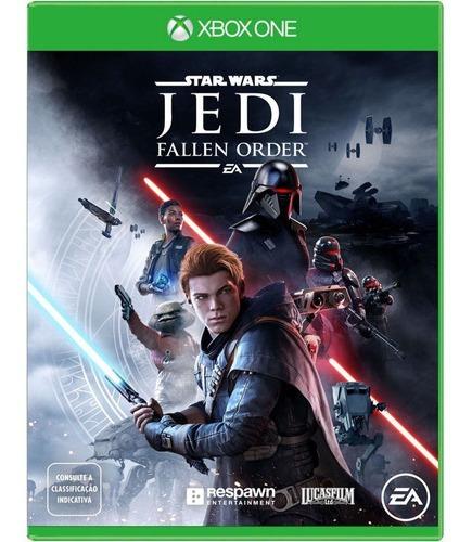 Star Wars Jedi Fallen Order Xbox One Midia Fisica