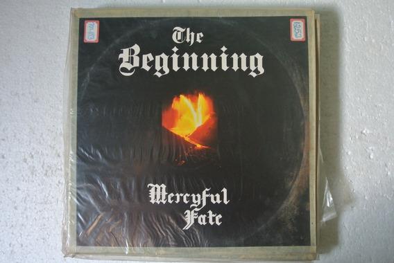 Lp Merciful Fate - The Beginning - Nacional Sem Encarte