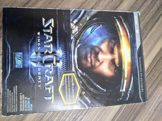 Starcraft 2 - Wings Of Liberty Pc