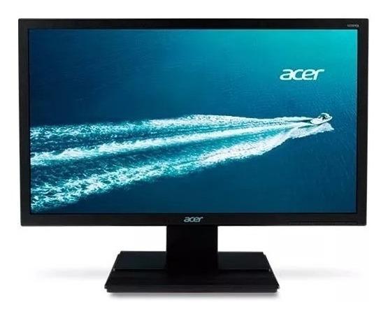 Monitor Acer 21,5 Led Full Hd V226hql Dvi Hdmi Vesa