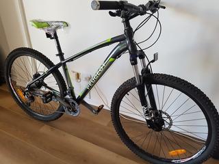 Bicicleta Mtb Peugeot M02-200 R27,5 Small Shimano Alivio