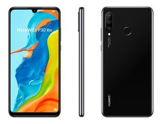 Huawei P30 Lite 128 Gb 4 Gb Ram 24 Mp Huella