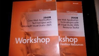 Livro Workshop 2543b - Toolbox Resources Microsoft
