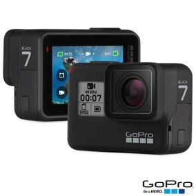 Gopro Hero 7 Black Lacrado+ Carregador Dual+ Bateria Adicion