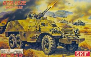 Skif Item 210 - Btr-152 E - Escala 1/35