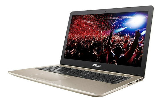 Notebook Asus Vivobook Pro I7 32g 512ssd+1t 1050 4g 15.6 Fhd