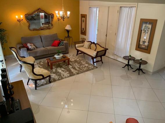 Excelente Casa Duplex Em Condomínio Na Taquara ,ci1764