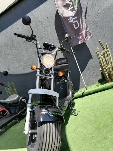Moto Scooter Urbana  Batería 20 Amper Lit