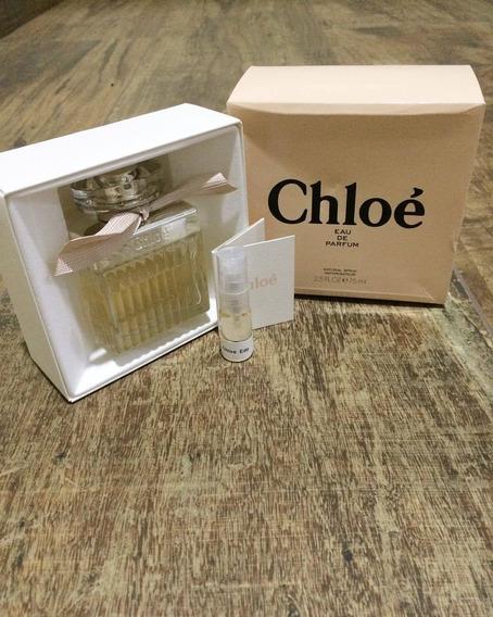 Decant Chloé Feminino Edp 10ml - Original