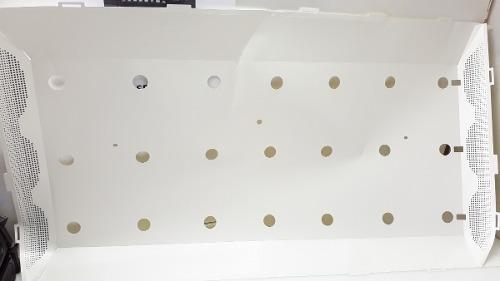 Plastico Branco Refletor Das Barra Led Tv LG 32ln540b Orig*