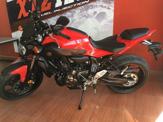 Yamaha Fz-07 2017 700cc Como Nueva