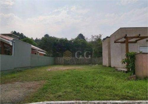 Imagem 1 de 7 de Terreno À Venda, 250 M² Por R$ 96.000 - Tarumã - Viamão/rs - Te0281
