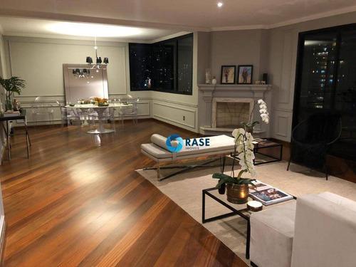 Cobertura À Venda, 320 M² Por R$ 1.490.000,00 - Jardim Lar São Paulo - São Paulo/sp - Co0424