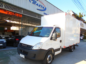 Iveco Daily Chassi 35s14 14/14 C/ Baú Completo