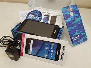 Celular Blu Studio J8m Preto/2gb Ram/16gb Memória/dois Chips
