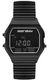 Relógio Mormaii Digital Vintage Preto Mojh02aw/4p