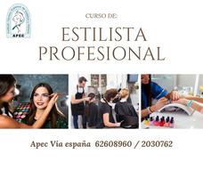 Curso De Estilista Profesional, Avalado Por Meduca