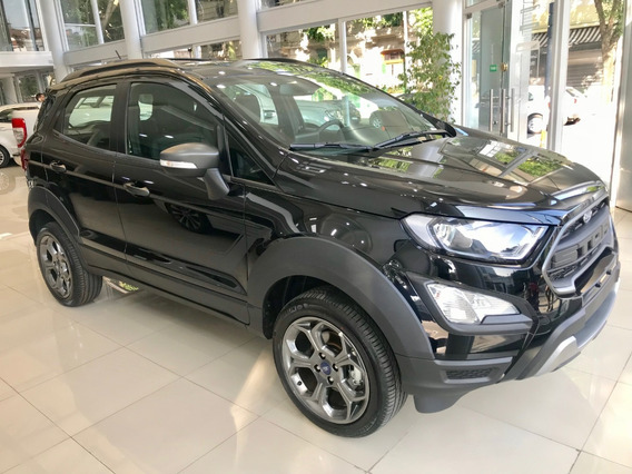 Ford Ecosport Storm 4x4 At 0km As2 2020