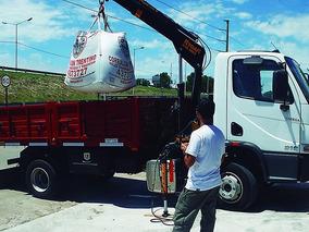 Hidrogrúa Vehicular Electrohidráulica Camiones Y Camionetas