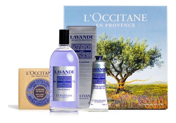 Presente Loccitane Feminino Lavanda