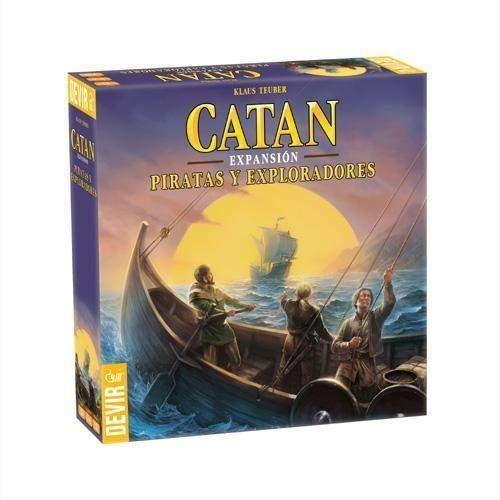 Catan: Piratas Y Exploradores Expansión