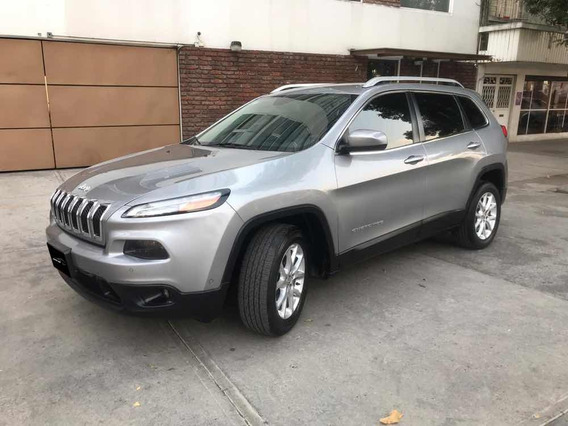 Jeep Cherokee 2.4 Latitude Mt 2014