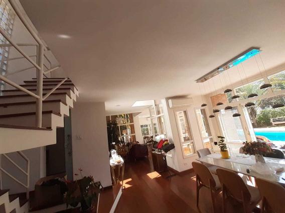 Pq Dos Príncipes - 740m², Linda Casa Com 4 Dorms. Cod 84600