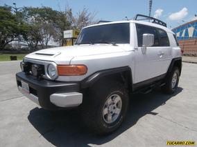 Toyota Fj Cruiser Automático