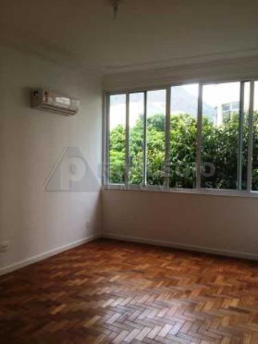 Apartamento À Venda, 2 Quartos, Humaitá - Rio De Janeiro/rj - 13511
