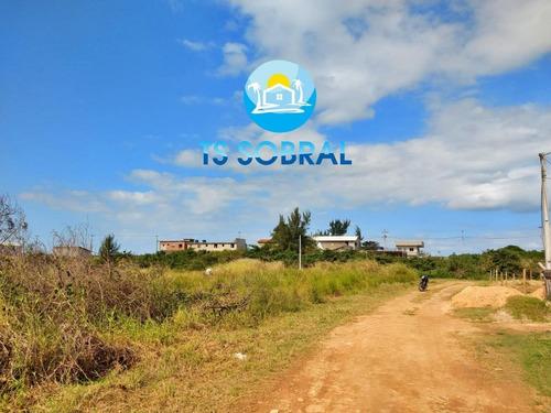 Imagem 1 de 6 de Terreno Em Praia Para Venda Em Saquarema, Jaconé - 506_1-2002392