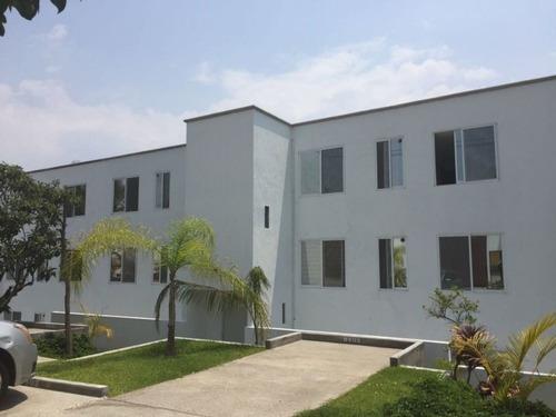 Departamento En San Antón / Cuernavaca - Sil-35-de
