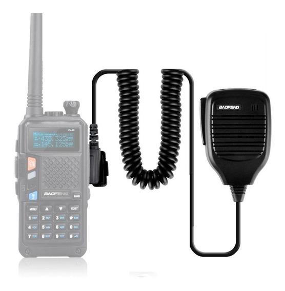 Manos Libres Ptt Accesorio Para Handy Baofeng Radio Walkie Talkie