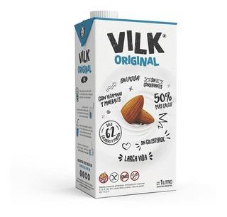 Leche Almendra Vrink X 1 Litro Libre De Glúten, Sin Lactosa