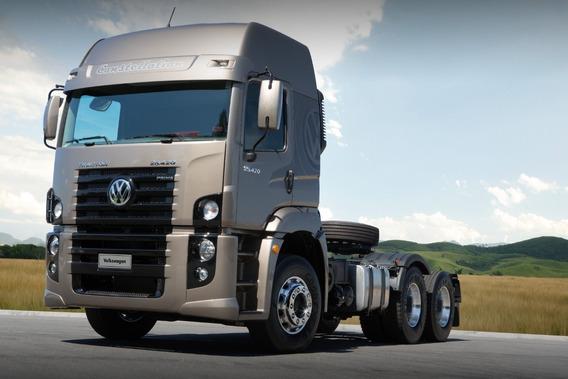 Volks 25.420 - 6x2 - 2014 - Automático - Motor Novo