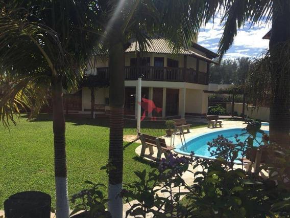Sobrado Com 3 Dormitórios À Venda, 258 M² Por R$ 486.000 - Praia Da Cal - Torres/rs - So0153