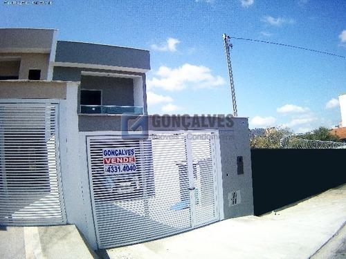 Imagem 1 de 15 de Venda Sobrado Sao Bernardo Do Campo Demarchi Ref: 142091 - 1033-1-142091