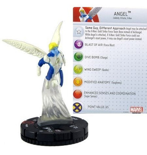 Heroclix - Angel #m-019 - Promo - Marvel