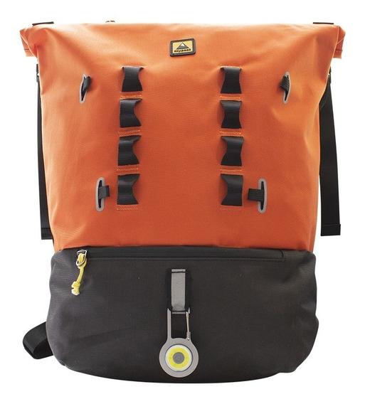 Skypeak Backpack Urban Bike 15,6 Pulgadas Naranja Urb-115or