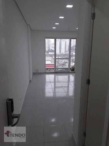 Sala Comercial 31 M² - Centro - São Bernardo Do Campo/sp - Sa0037