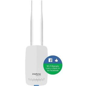 Roteador Check-in Facebook Hotspot300 Intelbras