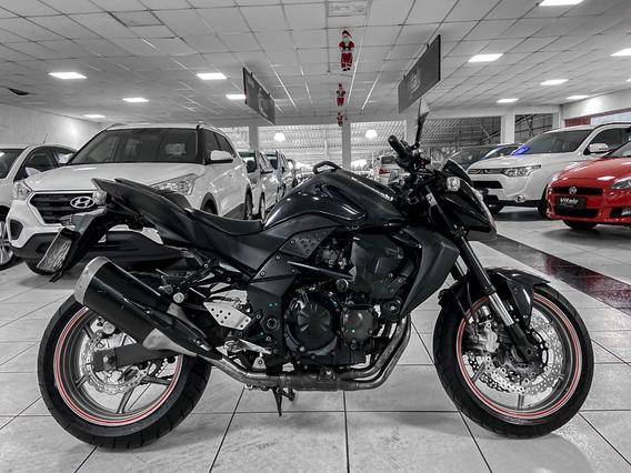 Kawasaki Z 750 Ano 2011 Financiamos Em Ate 36x