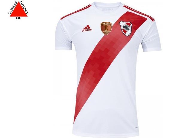 Camisa River Plate 2019/2020 - Pronta Entrega